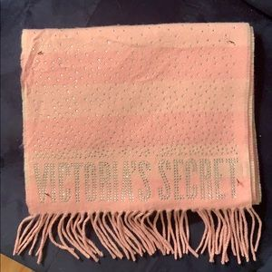 Bedazzled Victoria's Secret Winter Scarf